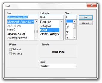 Windows Vista & 7 Font, Segoe UI, in C# and VB NET