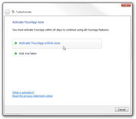 TurboActivate works with Windows XP - Windows 8.1